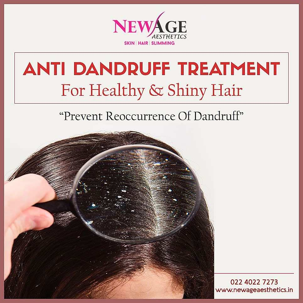 Dandruff & hair fall, hair loss treatment