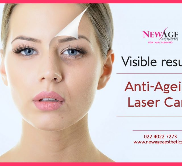 cosmetic laser treatments skin hair antiaging newage aesthetics andheri