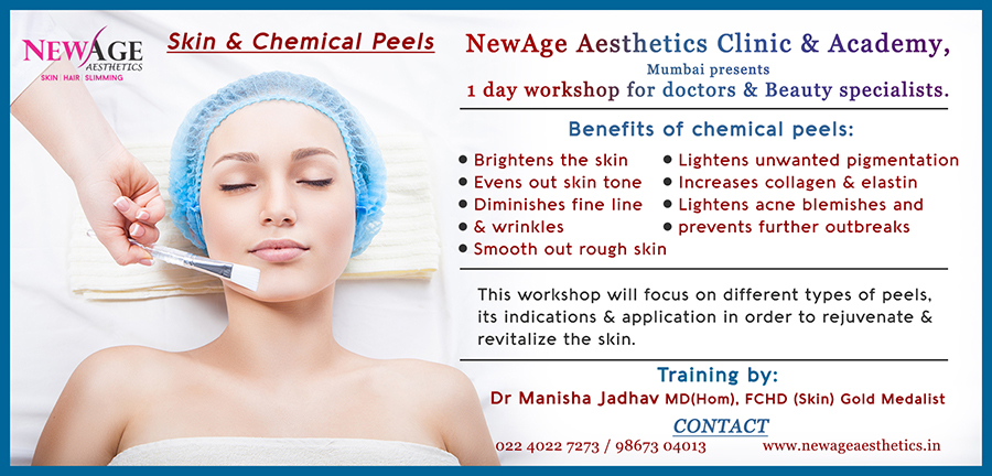 workshop on chemical peels