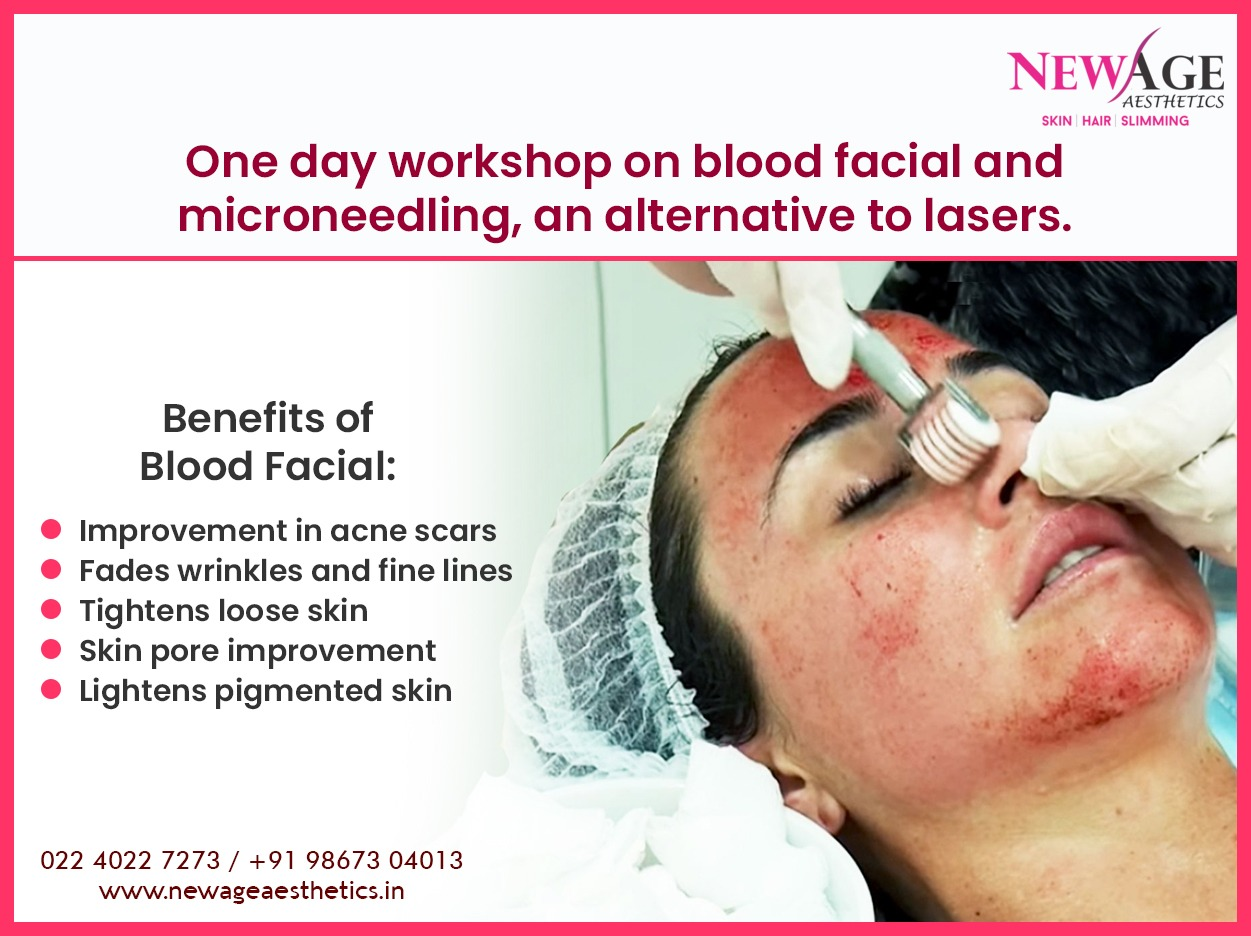 one day workshop on microneedling